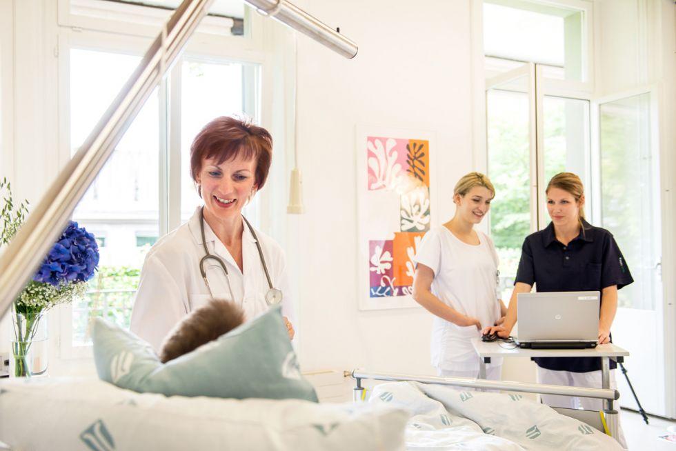 Prof. - Daniel M. Aebersold - Insel Hospital
