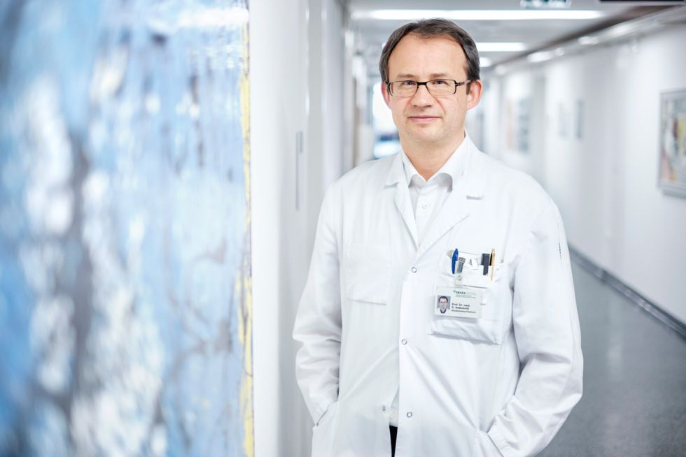 البروفيسور - دانيل م.  إيبرسولد  - إينزيلشبيتال