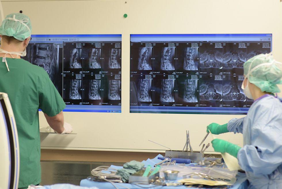 بروفيسور - بيتر فايكوتشي - مستشفى شاريتيه للطب الجامعي في برلين، مستشفى كامبوس فيرشوف