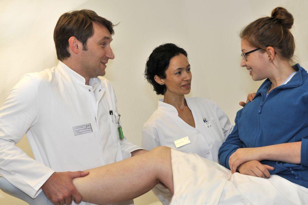 Asst - Mike H. Baums - St Elisabeth's Hospital, Dorsten
