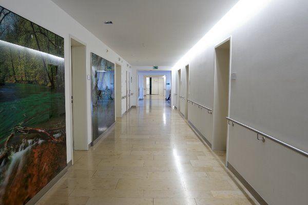 Prof. - Rudolf Beisse - مستشفى ينيديكتوس في توتسينغ