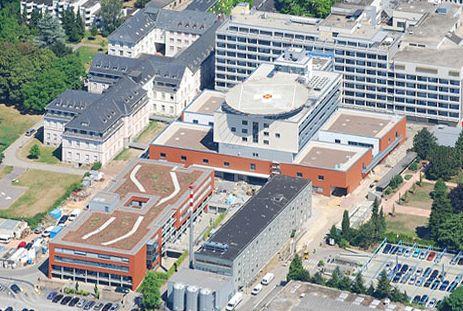 Dr - Christian Sprenger - Klinikum Mutterhaus der Borromäerinnen gGmbH Klinikum Mutterhaus Mitte