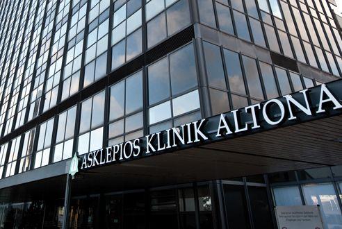 Professor - Dirk Arnold - Asklepios Hospital, Altona