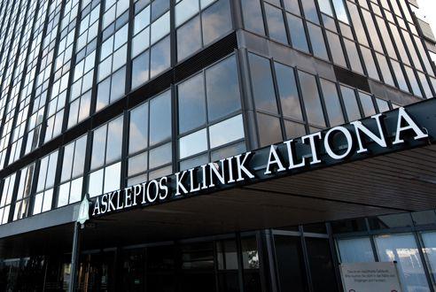 Prof. - Gero Puhl - Asklepios Hospital, Altona