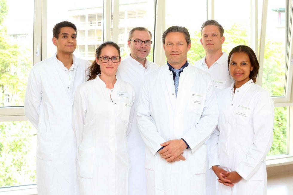 Prof. - Markus Küntscher - Evangelische Elisabeth Klinik - a Paul Gerhardt Diakonie company