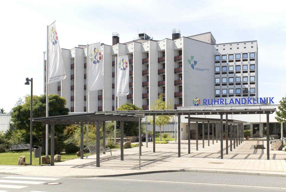Asst - Kaid Darwiche - Universitätsmedizin Essen - Ruhrlandklinik, Westdeutsches Lungenzentrum