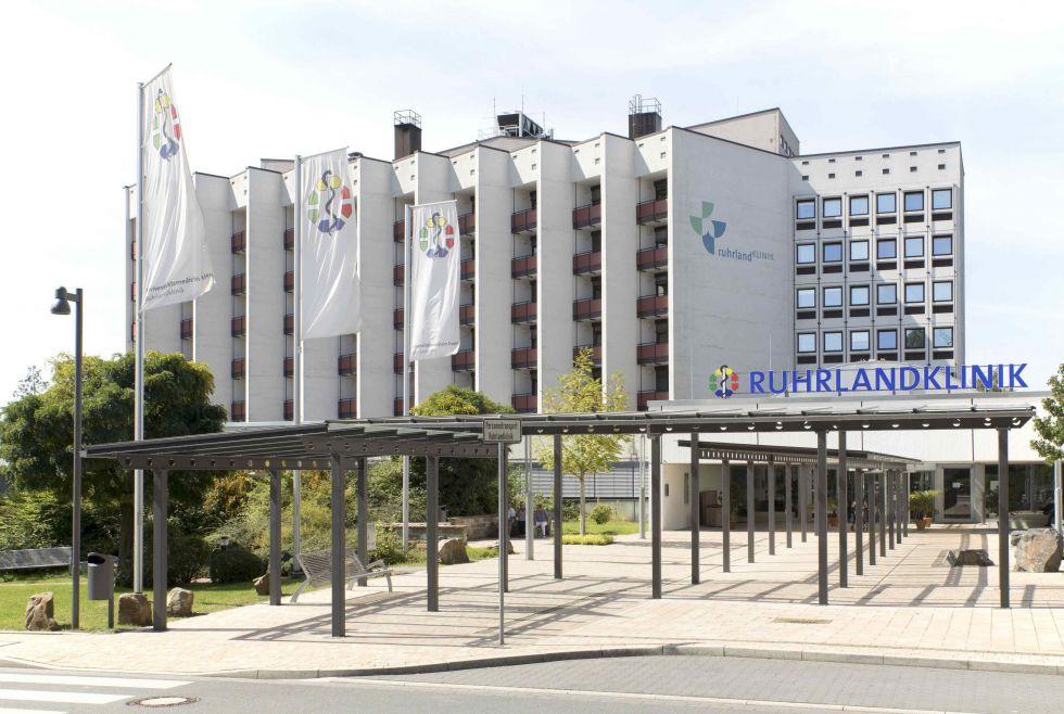 Prof. - Helmut Teschler - Universitätsmedizin Essen - Ruhrlandklinik, West German Lung Centre
