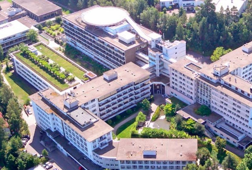Prof. - Erwin Blessing - SRH Klinikum Karlsbad-Langensteinbach gGmbH