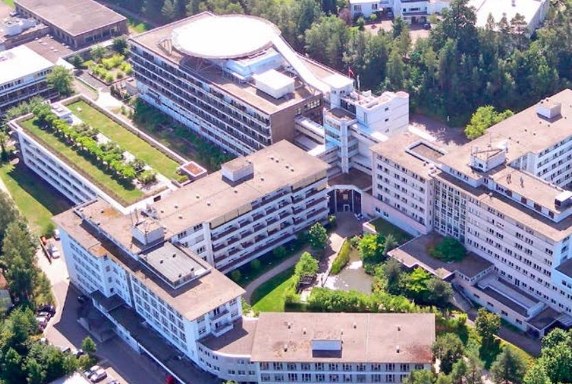 Christian Neuhaeuser - SRH Klinikum Karlsbad-Langensteinbach gGmbH