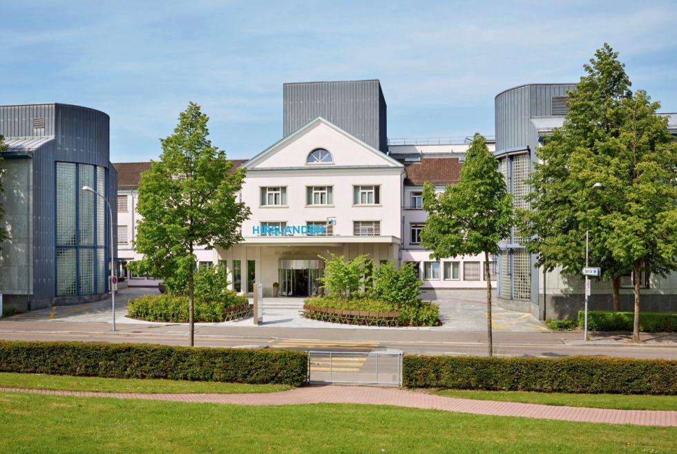 Prof. - Paul Magnus Schneider - Hirslanden Hospital