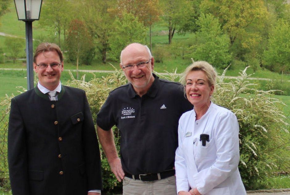Dr. - Heinz-Juergen Eichhorn - Asklepios St. Wolfgang Hospital