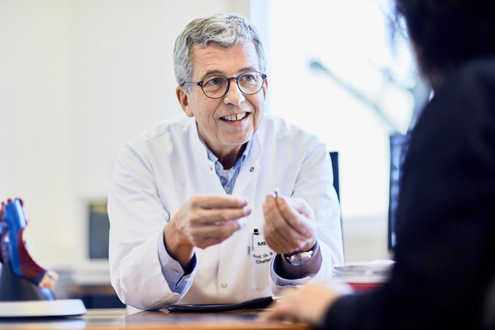 Prof. - Eberhard von Hodenberg - MediClin Cardiac Center Lahr/Baden