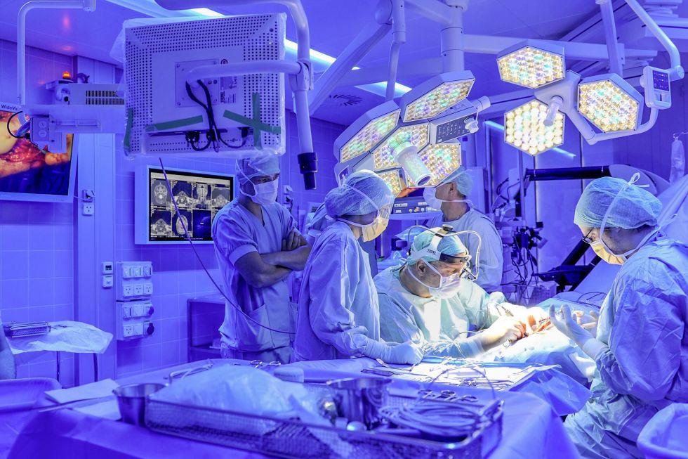 Prof. - Marco Domenico Caversaccio - Insel Hospital Bern