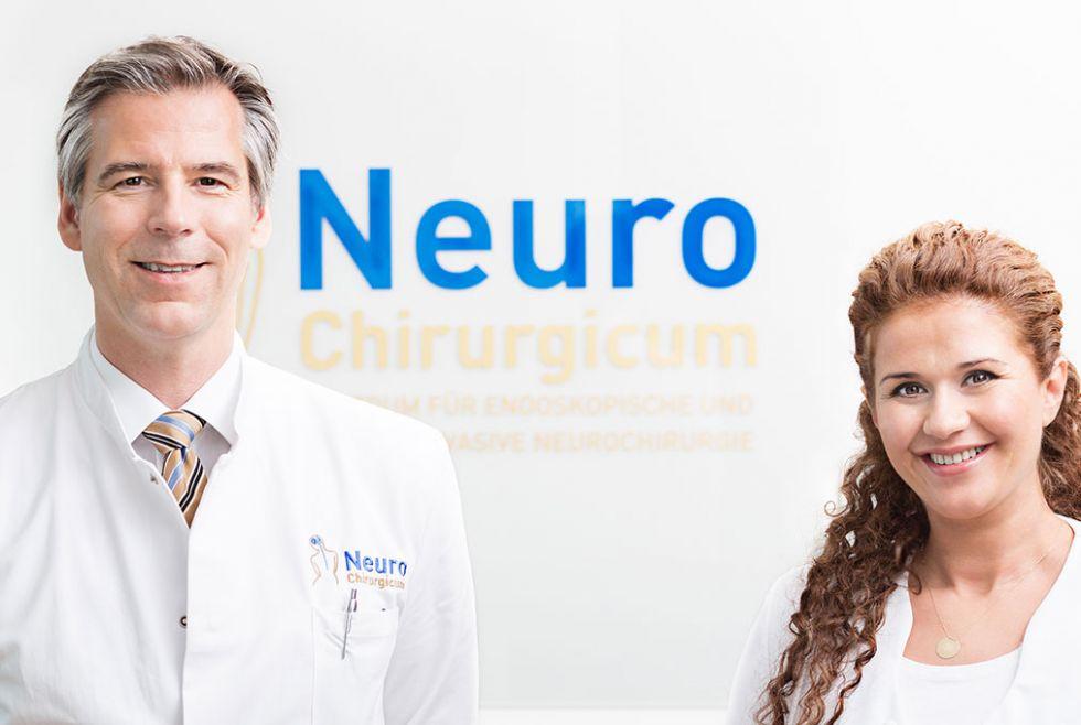 Prof. - Nikolai J. Hopf - NeuroChirurgicum