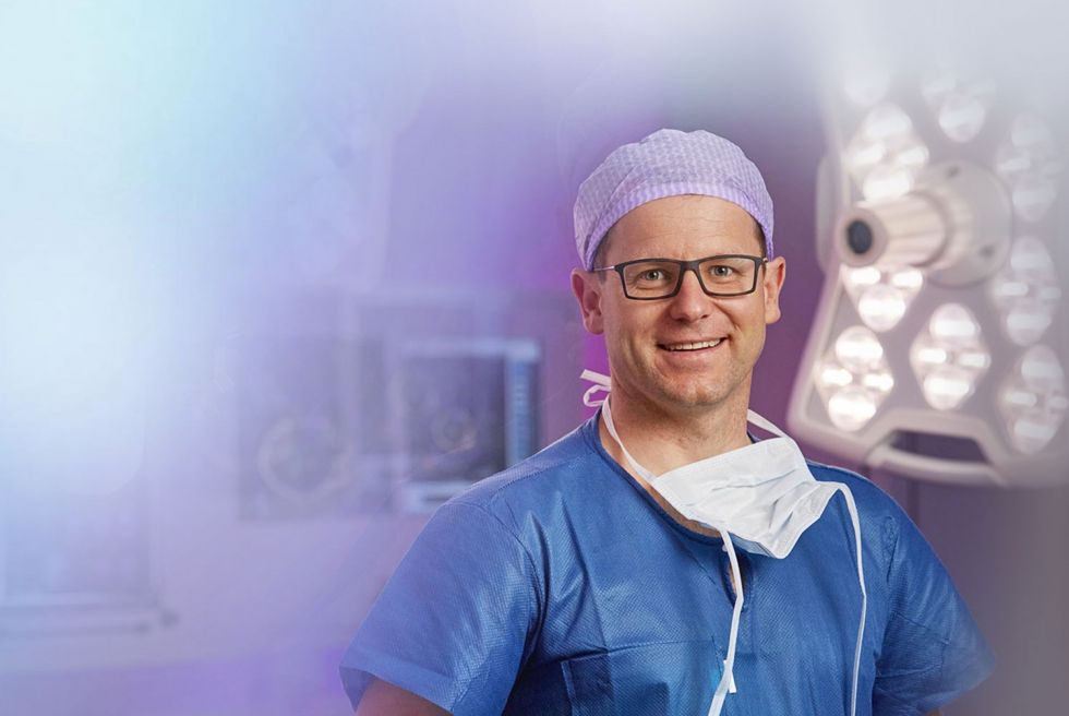 Prof. - Robert Reisch - ENDOMIN – Center for Endoscopic and Minimal Invasive Neurosurgery