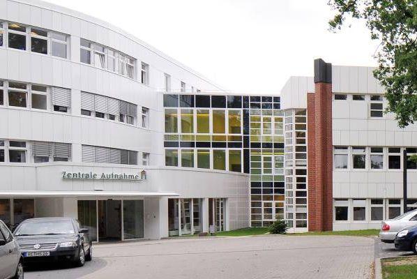 Asst. - Wilhelm Gross-Weege - St. Elisabeth-Hospital, Dorsten