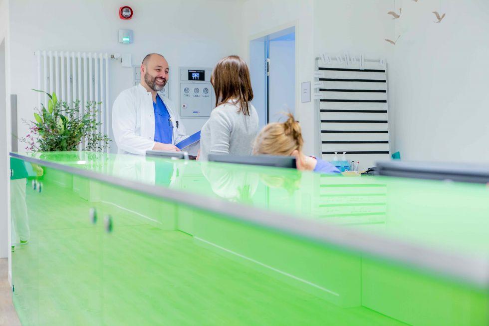 Dr. - Sabine Keim - Helios Hospital, Munich West