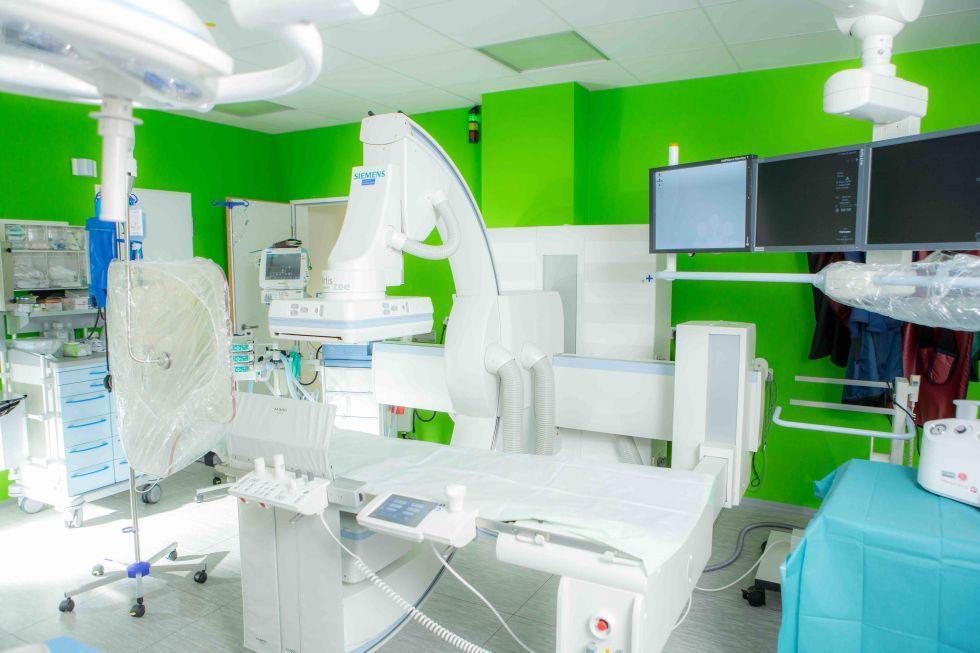 Dr. - Reza Ghotbi - Helios Hospital, Munich West