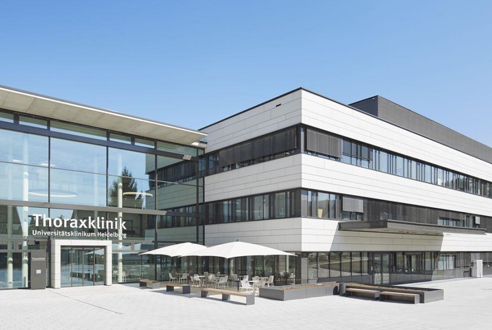 Thoraxklinik-Heidelberg – Heidelberg Thoracic Clinic - Thoraxklinik-Heidelberg gGmbH