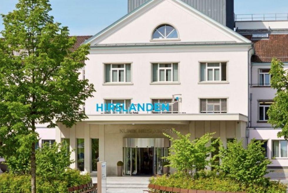 Dr. - Heinz Wehrli - Hirslanden Hospital