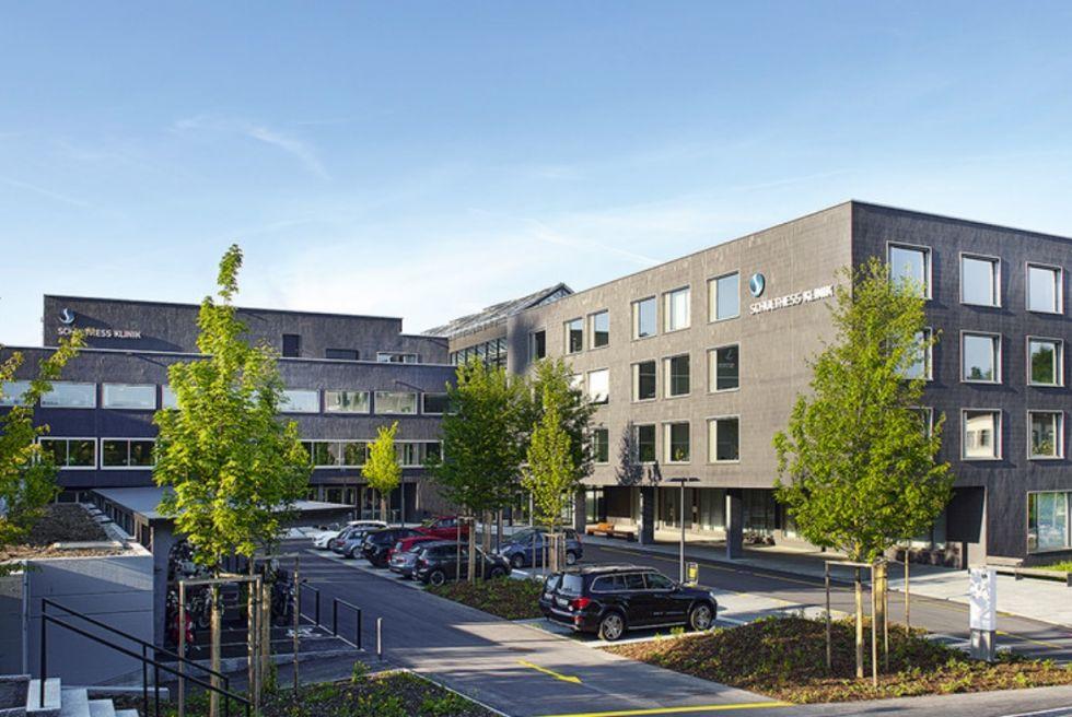 Prof. - Markus Scheibel - Schulthess Hospital