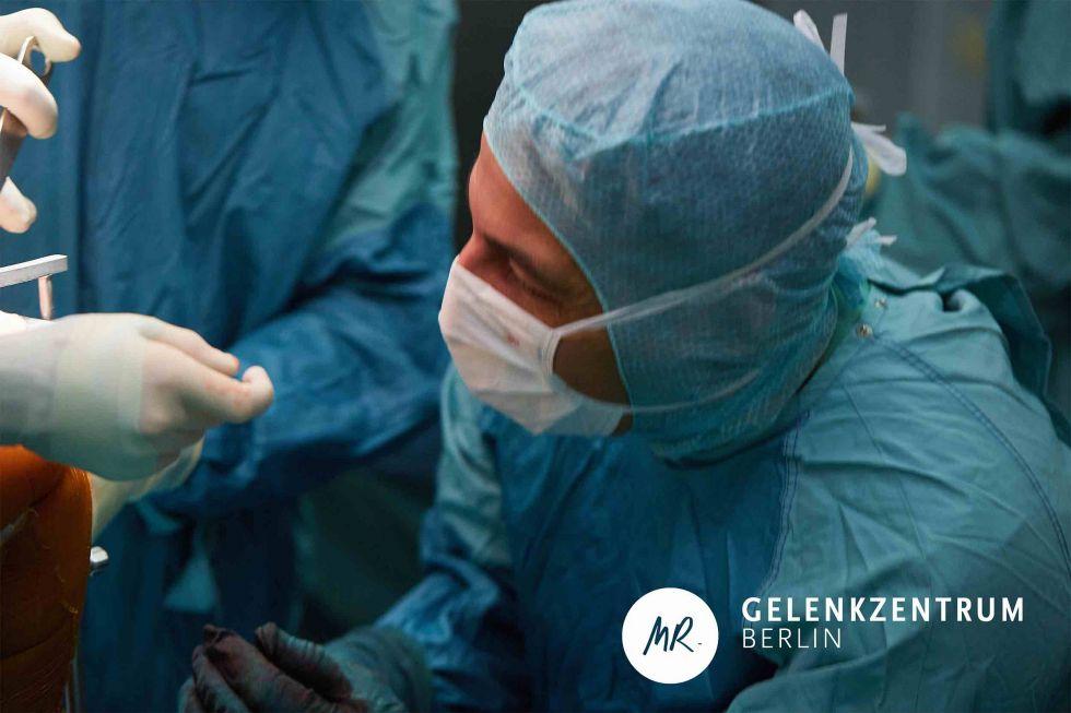 Dr. - Masyar  Rahmanzadeh - Berlin Joint Centre at the Hygiea Hospital