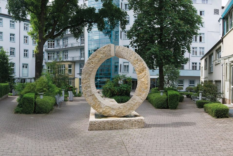 Dr. - Plamen Staikov - Sachsenhausen Hospital