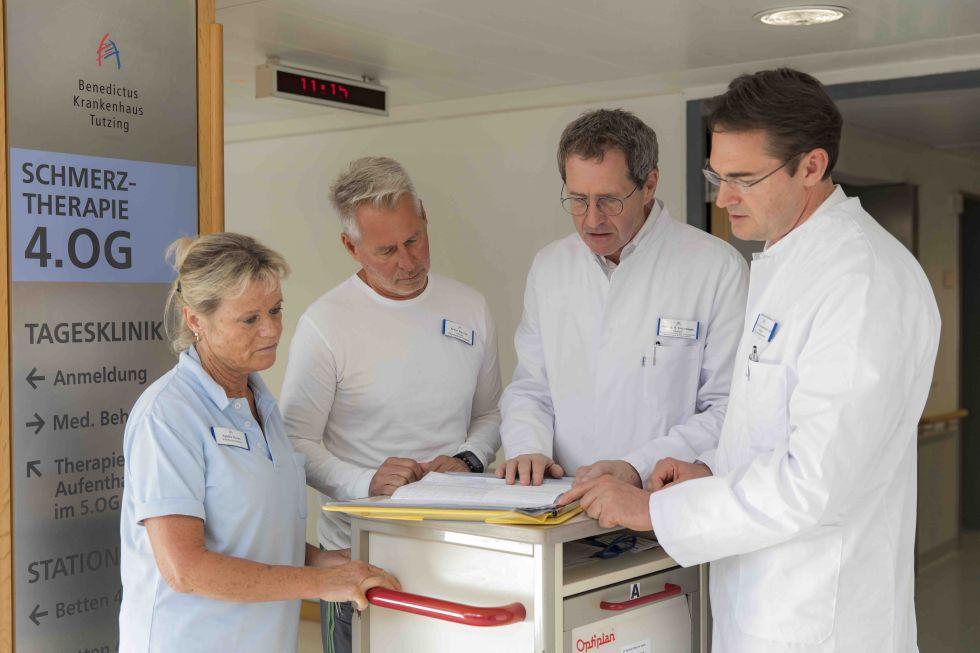 Prof. - Bronek Boszczyk - Benedictus Hospital, Tutzing