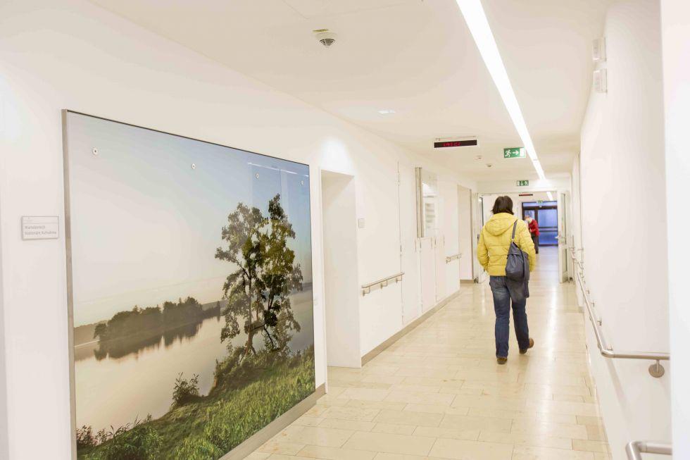 الدكتور - دانييل موينديل - مستشفى ينيديكتوس في توتسينغ