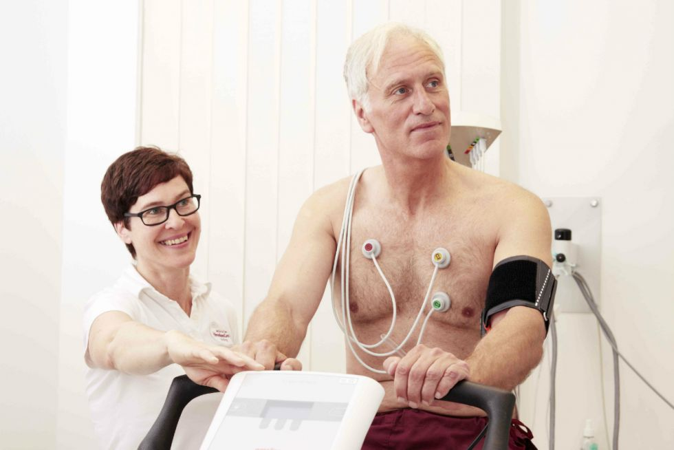 Prof. - Christoph M. Bamberger - Conradia Medical Prevention, Hamburg