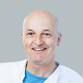 Professor - Christoph A. Maurer, MD, FACS, FRCS, FEBS - Oncology surgery -