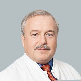 Prof. - Waldemar Uhl - Oncology surgery -