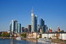 Medical experts in Frankfurt