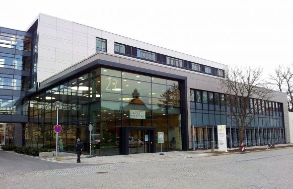 Prof. - Klaus-Dieter Schaser - University Hospital Carl Gustav Carus Dresden at the Technical University Dresden