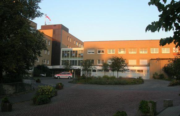 Prof. - Thomas Boemers - Kliniken der Stadt Koeln LLC – Children's Hospital Cologne Amsterdamer Strasse - exterior view