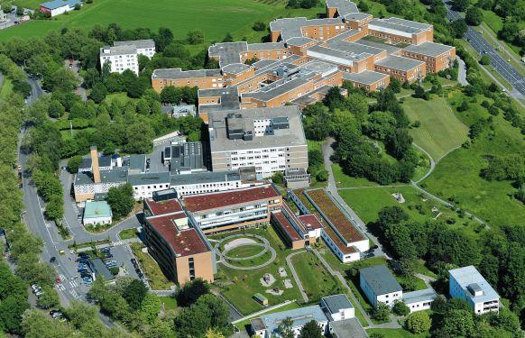 Prof. - Uwe Martens - SLK Kliniken Heilbronn GmbH – Klinikum am Gesundbrunnen Tumor Center Heilbronn-Franconia - clinic location