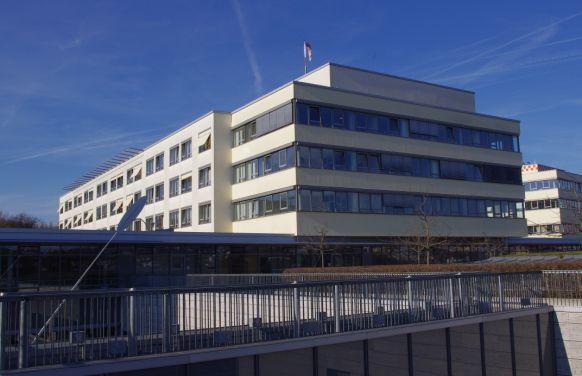 Prof. - Hubertus Riedmiller - University Medical Center Würzburg - exterior view