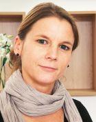 المهندسة - كلاوديا فيشر - العلاج الإشعاعي، طب الإشعاع الخاص بالأورام - فرايبورغ