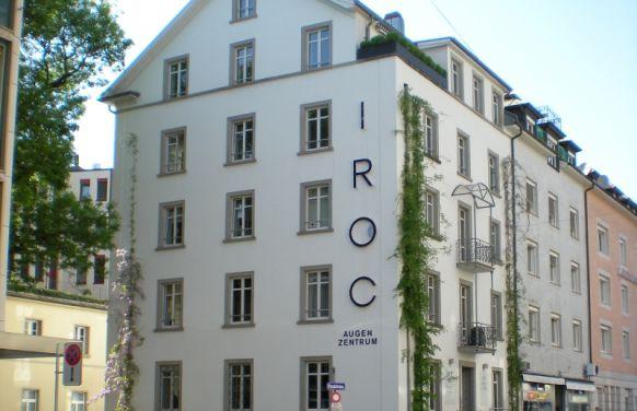 الاستاذ - زايلر تيو - إيروك ش.م. IROC AG - المنظر الخارجي