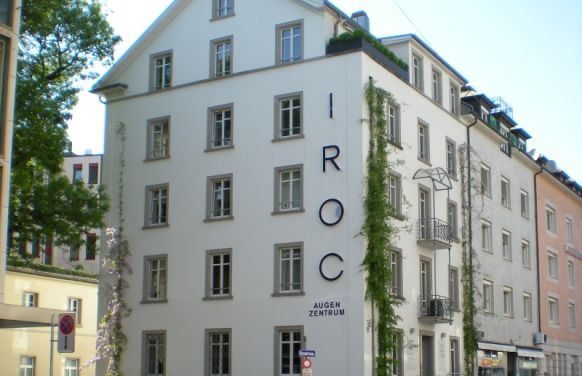 Prof. - Theo Seiler - IROC AG - exterior view