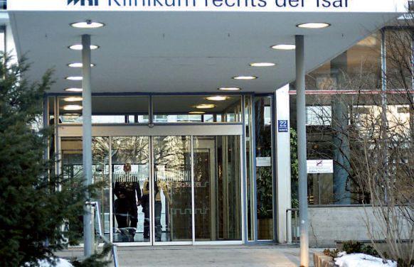 Prof. - Ernst J. Rummeny - Klinikum rechts der Isar der Technischen Universität München - entrance