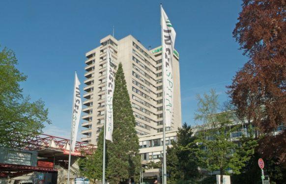 Prof. - Klaus A. Siebenrock - Insel Hospital, University Hospital Bern - exterior view