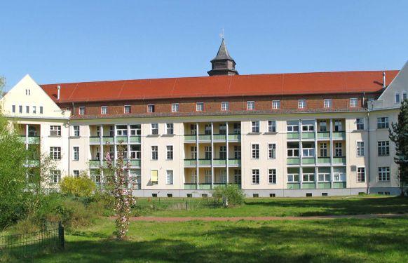الدكتور - أولاف شيغا  - مستشفى يوهانيتر في فليمينغ تروينبريتسن
