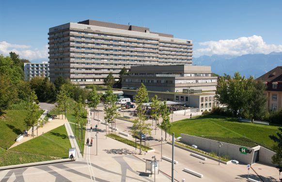 Prof. - Jean-Marc Corpataux - Centre hospitalier universitaire vaudois (CHUV) - exterior view