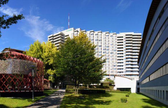 Prof. - Marco Domenico Caversaccio - Insel Hospital Bern - exterior view