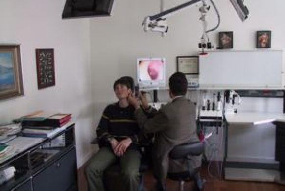 البروفيسور - دانييل ف.  أ فينغن - المستشفى الإستشاري لجراحة الأذن والأنف والجراحة التجميلية للوجه بينينغن/بازل