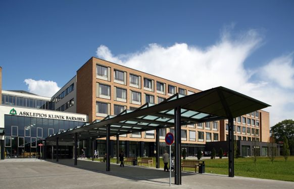 Prof. - Karl J.  Oldhafer - Barmbek Asklepios Hospital