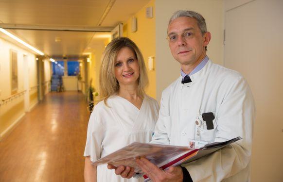 البروفيسور - كريستهارت كولر - Asklepios Klinikum Harburg