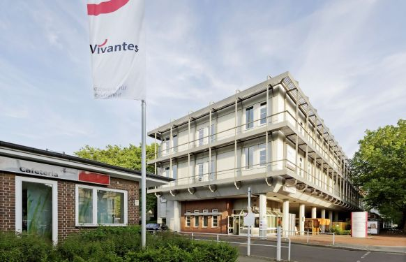 Dr.med - Mario Cabraja - Vivantes Auguste-Viktoria Hospital