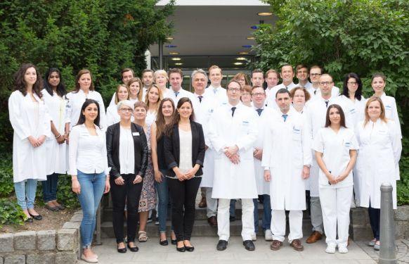 Prof. - Rüdiger von Eisenhart-Rothe - Klinikum rechts der Isar of the Technische Universitaet Muenchen